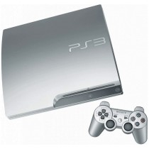 Sony PlayStation 3 CECH-3008B SS [Satin Silver, 320 Gb]